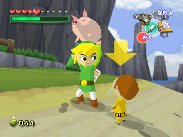 The Legend of Zelda: The Wind Waker Zelda%20Wind%20Waker%20(14)