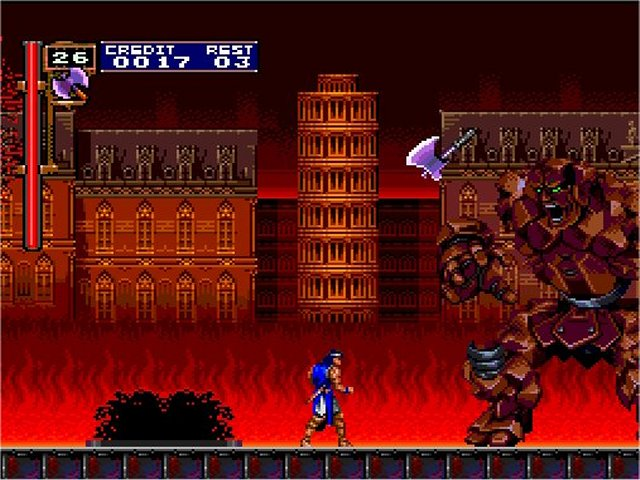 Castlevania Rondo of Blood [1 Link] [FF]